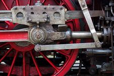 Free Steam Locomotive Stock Image - 6803041