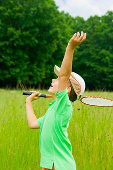 Free Badminton Stock Image - 6803691