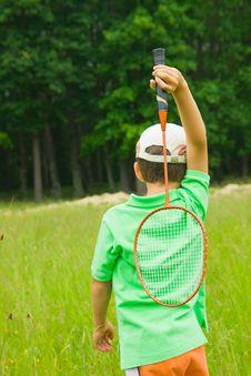 Free Badminton Stock Image - 6803701