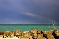 Little Rainbow Royalty Free Stock Photography