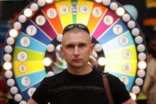Free Man In Casino Royalty Free Stock Photos - 6803878