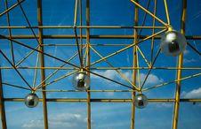 Free Modern Lanterns 2 Royalty Free Stock Photos - 6804108
