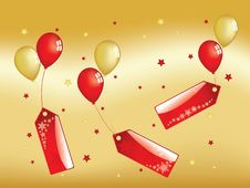 Free Festive Banners Stock Photo - 6804400