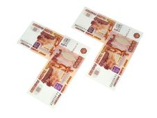 Free Russian  Big Money Stock Images - 6804464
