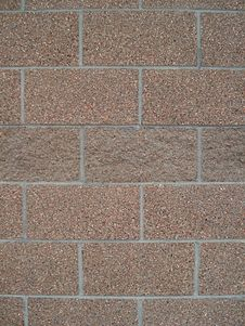 Free Cement Brick Wall Detail Stock Photos - 6804723