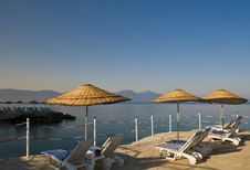 Free Turkish Resort Royalty Free Stock Images - 6805229