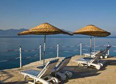 Free Turkish Resort Royalty Free Stock Photos - 6805298