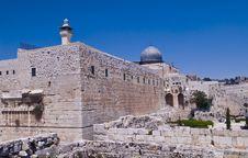 Free Jerusalem Royalty Free Stock Photo - 6805405