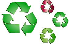 Free Recycle Stock Images - 6805734