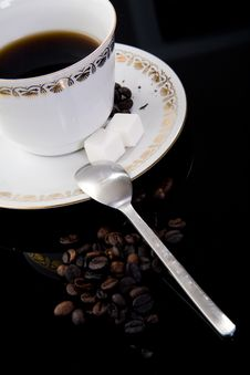 Free Cup Of Coffee Royalty Free Stock Images - 6806769