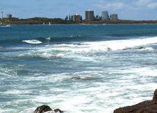 Sunshine Coast Beach Stock Photos