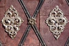 Free Metal Decoration Detail Stock Photo - 6807720
