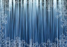 Free Christmas Grunge Background Stock Image - 6807941