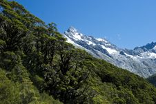 Free Southern Alps Royalty Free Stock Photos - 6808048
