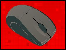 Free Wireless Mouse Stock Photography - 6808492