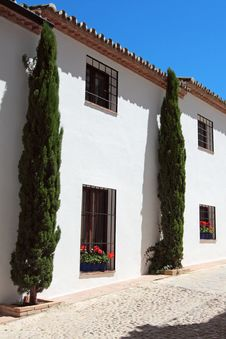 Free House In Ronda Stock Photo - 6808970