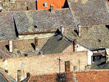 Free The Roofs Royalty Free Stock Photos - 6809628