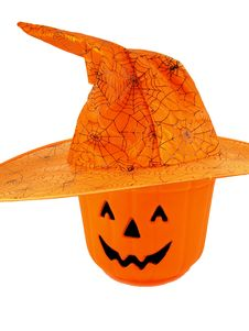 Free Halloween,isolated Stock Photos - 6809653
