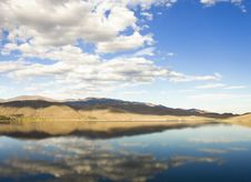 Free Topaz Lake View Royalty Free Stock Photography - 6809727