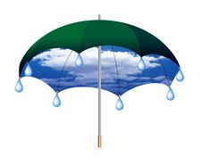 Free Umbrella Stock Image - 6809761