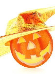 Free Halloween,isolated Stock Photo - 6809840