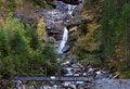 Free Waterfall And Bridge Royalty Free Stock Image - 6812156