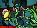 Free Stained Glass Window Royalty Free Stock Image - 6814816