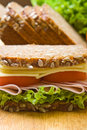 Free Fresh Wholemeal Sandwich Stock Images - 6816044