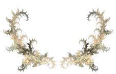 Free Fractal Frame Royalty Free Stock Images - 6810879