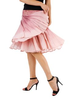 Free Dancing Woman Royalty Free Stock Photo - 6811055