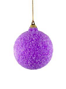 Free Christmas Tree Ornament Stock Image - 6811131