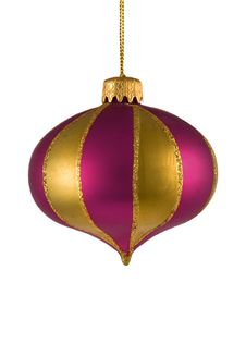 Free Christmas Tree Ornament Royalty Free Stock Image - 6811606