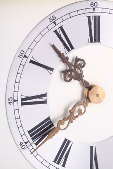 Free Time, Old Clock Royalty Free Stock Images - 6811729