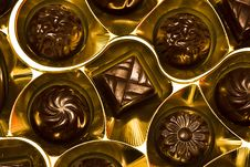 Free Chocolate Candy Royalty Free Stock Image - 6812096