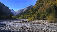 Free Tirol River Royalty Free Stock Photography - 6812147