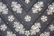Free Metal Decoration Detail Royalty Free Stock Photo - 6812235