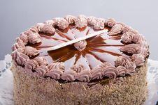 Free Caramel Cake Royalty Free Stock Image - 6812826