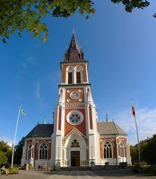 Free Old Swedish Church 10MP Royalty Free Stock Photography - 6812897