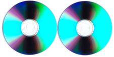 Free Disks Stock Photography - 6813192