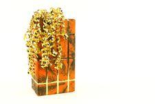 Free Christmas Present Royalty Free Stock Photos - 6813428