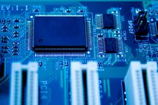 Free Computer Chip Stock Photography - 6813942