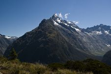 Free A View On New Zealand S Southern Alps Royalty Free Stock Photo - 6814355