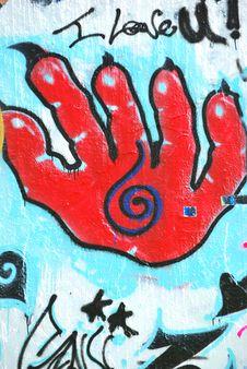 Free Graffiti Stock Photography - 6814562