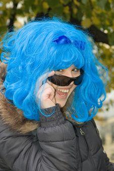 Free Laughing Girl Royalty Free Stock Photo - 6814575