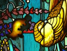 Free Stained Glass Window Stock Photo - 6814620