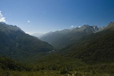 Free Southern Alps Stock Image - 6814621