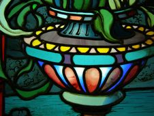 Free Stained Glass Window Royalty Free Stock Photos - 6814778