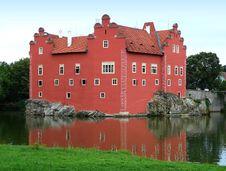 Cervena Lhota Stock Image