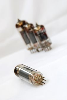 Free Vacuum Tubes Stock Photo - 6814930