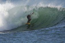 Free Hawaiian Tube Rider Stock Photography - 6815062